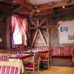 La stube dove serviamo piatti delle nostra tradizione culinaria