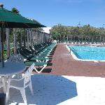 seacrest pool-- small but very nice