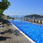 Beautiful main pool