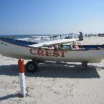 Life Saving Boat