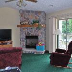Living Room, Unit 204