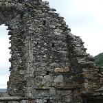 The monastic ruins