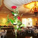 Beautiful Reception Ballroom