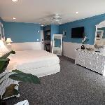 Oceanfront King Size Room