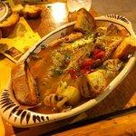 zuppa di pesce. luglio 2011