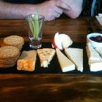 our cheese slate