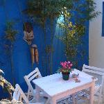 Villa Lulu´s patio