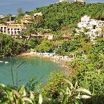 Vista de la playa Joao Fernandes