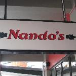 Nando's sign