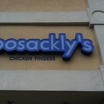 Foodackly's sign