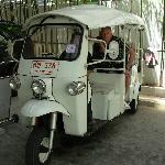 The intermittent tuk tuk - inadequate