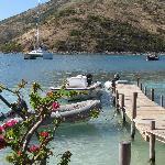 L'île pinel à peine 5 minutes en bateau