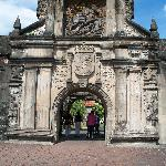The Gate of Fort Santiago