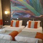 regular guest room