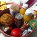 Breakfast basket!
