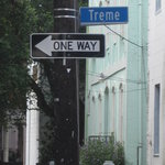 down in the Treme.....