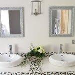 Chambre Ambiance Boudoir salle de bains