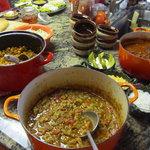 Three kinds of chili