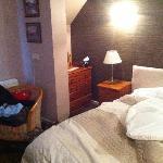 Bedroom in room 1