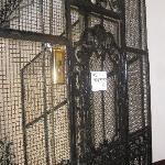 Old style elevator