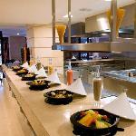 Arabesque All Day Dining Restaurant
