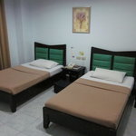 Deluxe Room with twin beds
