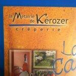 La Metairie de Kerozer