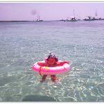 Marasono: sull'acqua la mia piccolina sembrava volare