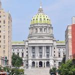 Pennsylvania State Capitol Foto
