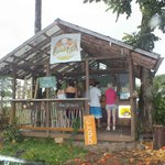 Coconut Glen's, by the Hana Highway