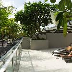Terrace Pool Apartment
