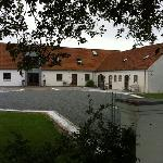 Lillevang B&B is a beautiful restored old farm.
