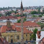 Minaret in Eger