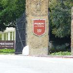 Gleich nebenan Park Presidio