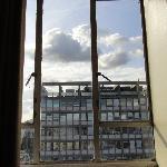 das gesamtbild des Fensters