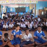Malo Malo Primary School visit