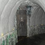 Ice grotto