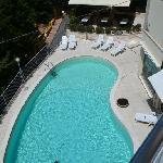 zwembad hotel Sirolo