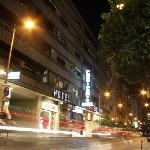 Hotel noche