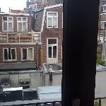 View outside the window