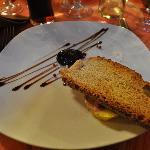 Le foie gras caché par le pain!