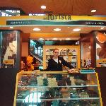 Chocolate del Turista en el Abasto Shopping