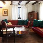 A cosy lounge