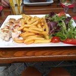set menu lunch