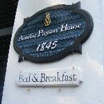 The Amelia Payson House