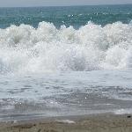 De belles vagues