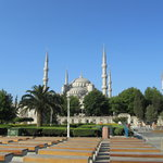 Mosque in Sultanahmet