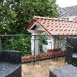 Brennerscher Hof Köln Balkon Zimmer 22