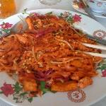 yum pad Thai!!!