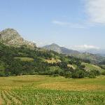 Típica postal Asturiana